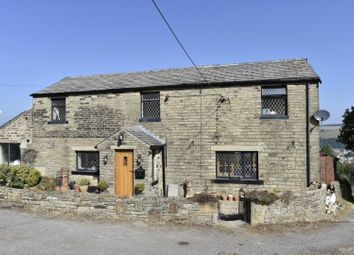 Thumbnail 4 bed detached house for sale in Royd Lane, Holmfirth