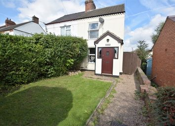 Thumbnail 2 bed cottage for sale in Main Street, Horsley Woodhouse, Ilkeston, Derbyshire