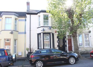 Thumbnail 2 bed flat for sale in 26 Elliott Road, Prince Rock, Plymouth