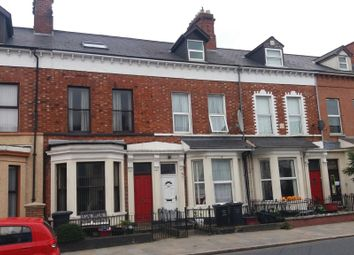 Thumbnail 4 bedroom terraced house for sale in Castlereagh Street, Belfast