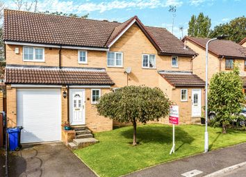Thumbnail 4 bed semi-detached house for sale in Chapel Close, Shafton, Barnsley