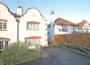 Thumbnail 2 bed semi-detached house for sale in Westerham Road, Oxted