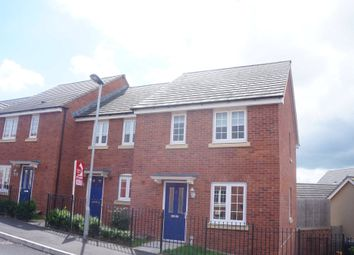 Thumbnail 2 bed terraced house to rent in Moredon, Swindon