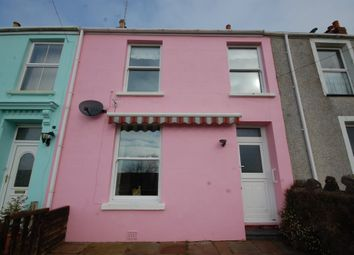 Thumbnail 3 bedroom terraced house for sale in Giltar Terrace, Penally, Tenby