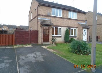 Thumbnail 2 bed semi-detached house to rent in Southmoor Lane, Armthorpe, Doncaster
