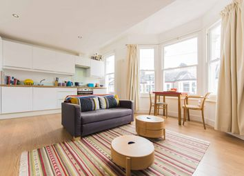 Thumbnail 2 bed flat to rent in Holmewood Rd, Brixton, London