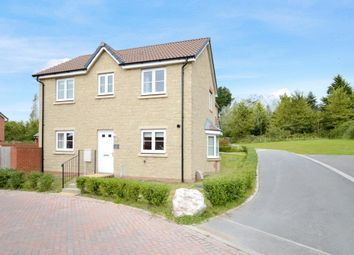 Thumbnail 3 bed detached house for sale in Larkspur Drive, Newton Abbot, Devon