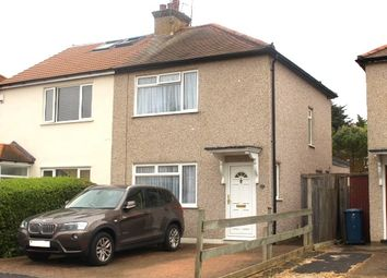 Thumbnail 2 bed semi-detached house for sale in Mead Close, Harrow Weald