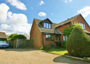 Thumbnail 5 bed detached house for sale in The Loke, Freethorpe, Norwich
