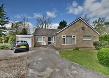 Thumbnail 4 bed detached bungalow for sale in Dene Close, Skellingthorpe, Lincoln