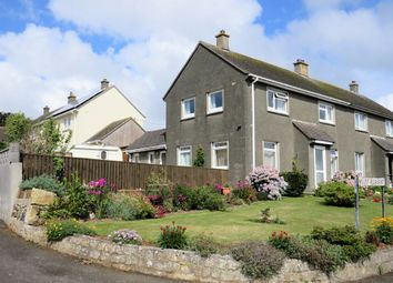 Thumbnail 3 bed end terrace house for sale in Mount Pleasant, Alverton, Penzance, Cornwall