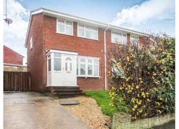 Thumbnail 3 bed semi-detached house for sale in Bryn Celyn, Colwyn Bay