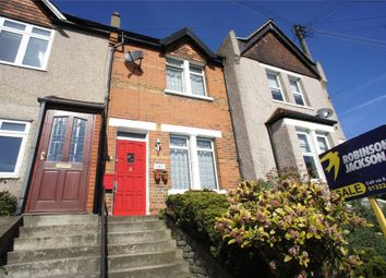 Thumbnail 2 bed terraced house for sale in Swanley Lane, Swanley, Kent