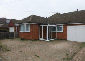 Thumbnail 2 bedroom bungalow to rent in Judith Drive, Leicester