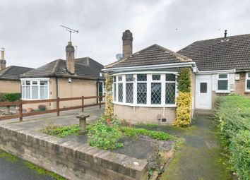 Thumbnail 2 bed semi-detached house to rent in Carr Manor Croft, Leeds