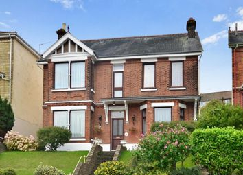 Thumbnail 4 bed detached house to rent in Folkestone Road, Dover