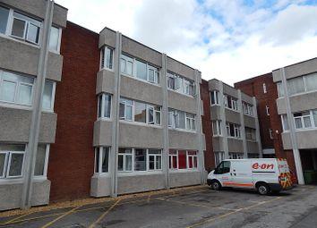 Thumbnail 1 bedroom flat to rent in Grammar School Walk, Huntingdon
