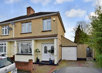 Thumbnail 3 bed semi-detached house for sale in Church Road, Welling, Kent