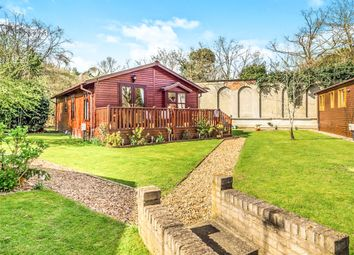 Thumbnail 3 bedroom mobile/park home for sale in Lodge Park, Haveringland, Norwich