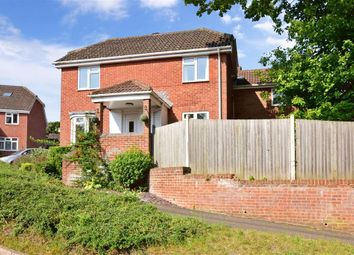 Thumbnail 5 bed detached house for sale in Olivine Close, Walderslade Woods, Chatham, Kent
