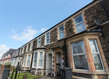 Thumbnail 2 bed flat to rent in Miskin Street, Cathays, Cardiff