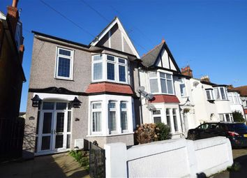 Thumbnail 3 bed semi-detached house to rent in Leighton Avenue, Leigh-On-Sea, Essex