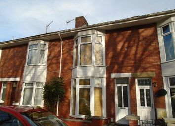 Thumbnail 2 bedroom terraced house to rent in Park View Terrace, Sketty, Swansea, City & County Of Swansea.