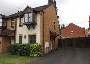 Thumbnail 2 bed semi-detached house for sale in Pinewoods, Northfield, Birmingham, West Midlands