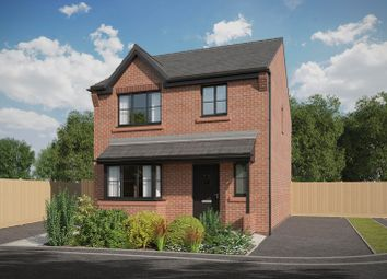 Thumbnail 3 bed detached house for sale in Tiverton Avenue, Leigh