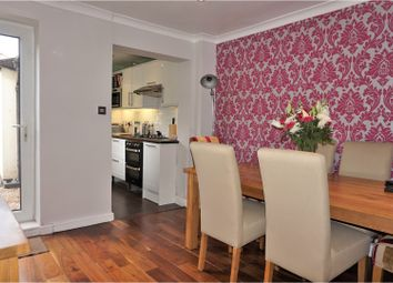 Thumbnail 2 bed semi-detached house for sale in Clifton Road, South Norwood