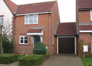 Thumbnail 3 bedroom semi-detached house to rent in Porthmellin Close, Tattenhoe, Milton Keynes
