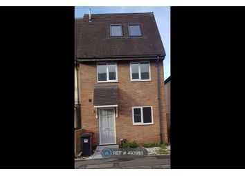 Thumbnail 4 bed end terrace house to rent in Bisham Court, Slough