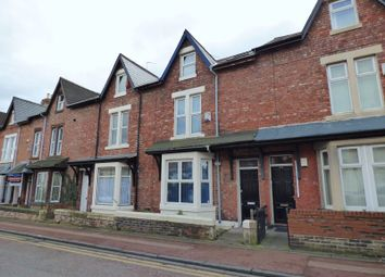 Thumbnail 4 bed terraced house for sale in Meldon Terrace, Heaton, Newcastle Upon Tyne
