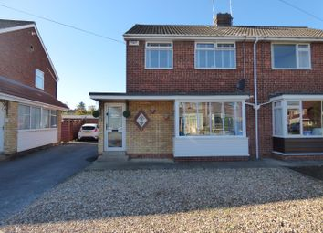 Thumbnail 3 bed semi-detached house for sale in The Paddock, Molescroft, Beverley