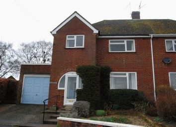 Thumbnail 3 bed semi-detached house to rent in Inlands Rise, Daventry, Northants