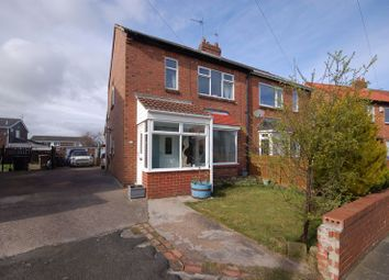 Thumbnail 2 bed semi-detached house for sale in Wright Drive, Fordley, Cramlington