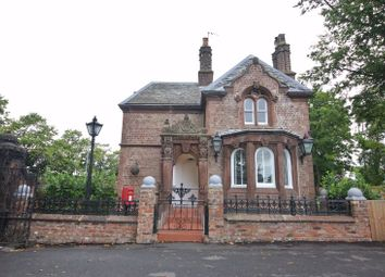Thumbnail 4 bed lodge for sale in Hillfoot Road, Woolton, Liverpool