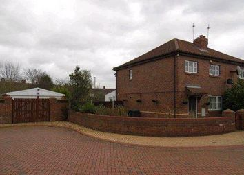 Thumbnail 3 bed semi-detached house for sale in 14 East Avenue, Stainforth, Doncaster