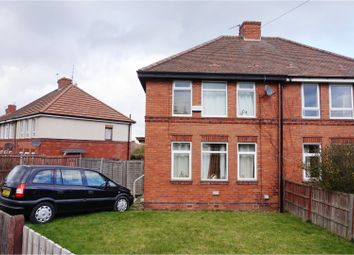 Thumbnail 3 bedroom semi-detached house to rent in Hastilar Road South, Sheffield