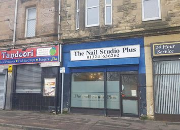 Thumbnail Retail premises to let in Roman Buildings, Mansionhouse Road, Camelon, Falkirk