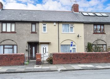 Thumbnail 2 bed terraced house for sale in Cawnpore Street, Penarth