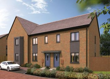 Thumbnail 3 bed terraced house for sale in Webbs Meadow, Lawley, Telford