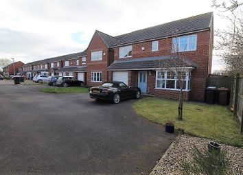 Thumbnail 4 bedroom detached house for sale in Orchard View, Linton Colliery, Morpeth