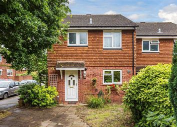 Thumbnail 3 bedroom end terrace house for sale in The Greenway, Oxted, Surrey