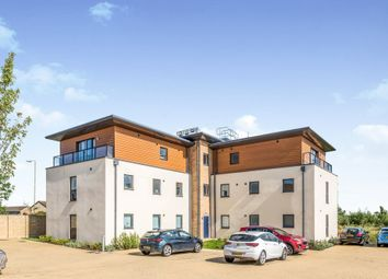 Thumbnail 2 bed flat for sale in Guild Close, Witney