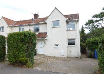Thumbnail 3 bedroom semi-detached house for sale in Long John Hill, Norwich