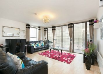Thumbnail 2 bed flat to rent in Horizon Building, 15 Hertsmere Road, London