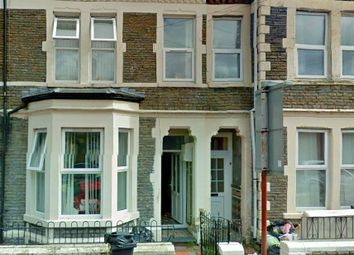 Thumbnail 2 bed flat to rent in Alfred Street, Cardiff