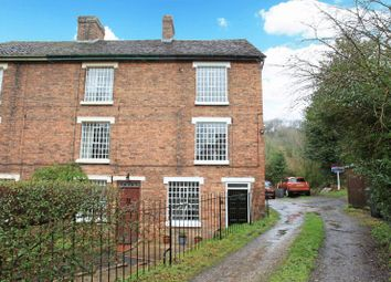 Thumbnail 2 bed terraced house for sale in Mill Cottage, School Road, Coalbrookdale, Telford
