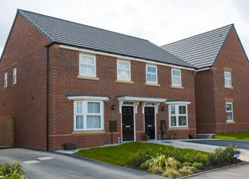 "Thumbnail 3 bedroom end terrace house for sale in ""Archford"" at Warkton Lane, Barton Seagrave, Kettering"